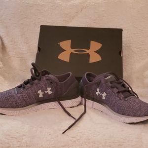 UA womans running shoe